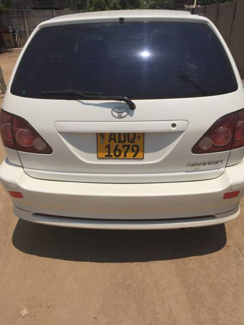 used Toyota Harrier - car - Harare - Wagon for sale in Zimbabwe