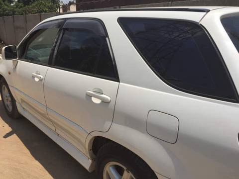 used Toyota Harrier - second hand - Harare - Wagon for sale in Zimbabwe