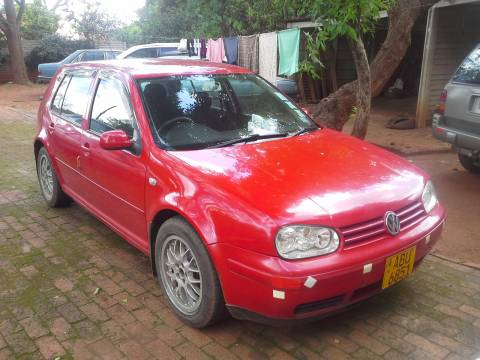 used Volkswagen Golf - car - Bulawayo - Sedan for sale in Zimbabwe