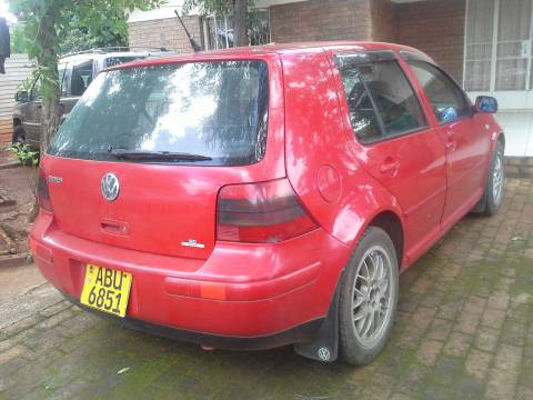 used Volkswagen Golf - second hand - Bulawayo - Sedan for sale in Zimbabwe