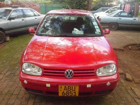 used Volkswagen Golf - japanese - Bulawayo - Sedan for sale in Zimbabwe