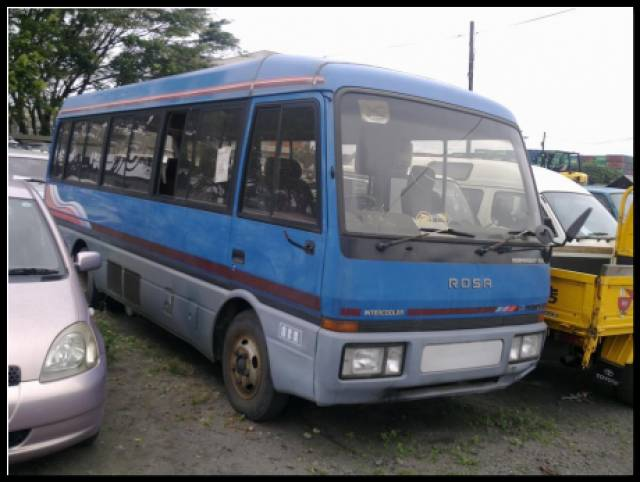 used Mitsubishi Fuso Rosa Bus - car - South Africa - Bus for sale in Zimbabwe