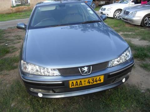used Peugeot 406 - car - Harare - Sedan for sale in Zimbabwe