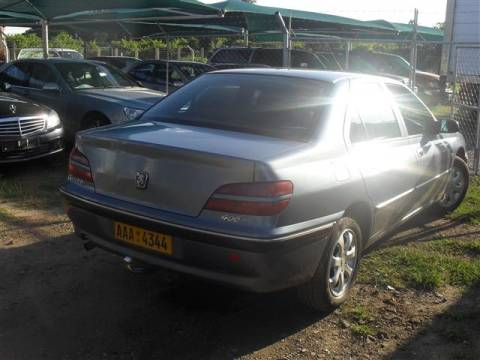 used Peugeot 406 - dealer - Harare - Sedan for sale in Zimbabwe