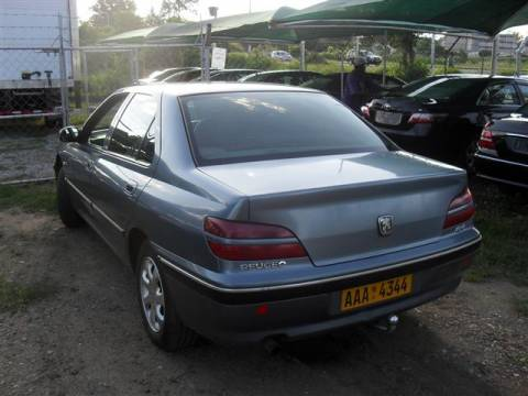 used Peugeot 406 - vehicle - Harare - Sedan for sale in Zimbabwe