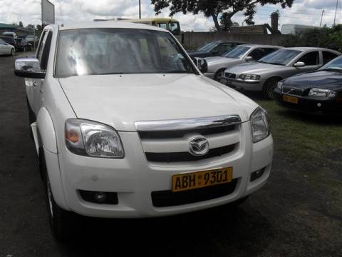 used Mazda B-Series - car - Harare - Truck for sale in Zimbabwe