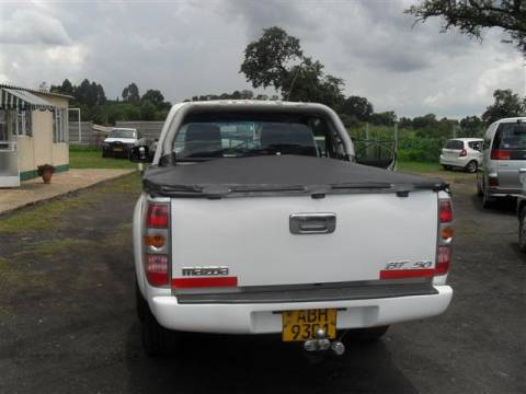 used Mazda B-Series - japanese - Harare - Truck for sale in Zimbabwe